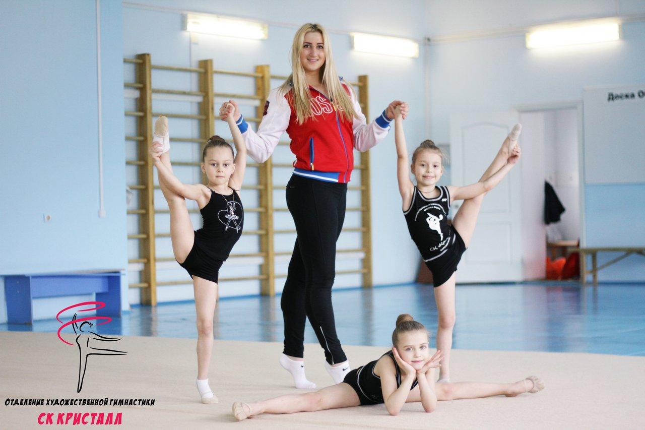 Юные гимнастки cherries 23 фотография