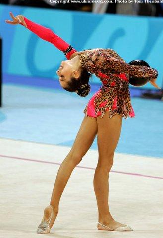 Где находится художественная гимнастика