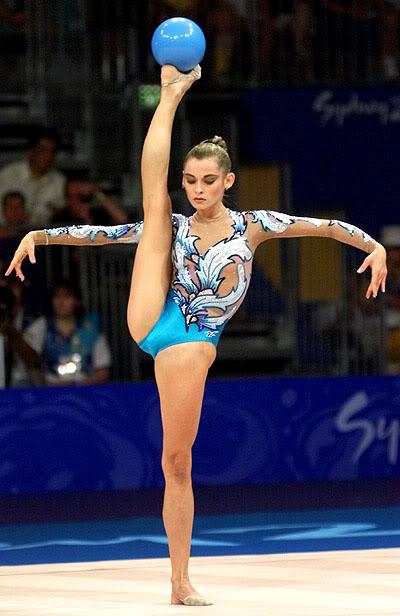 юлия барсукова гимнастика фото