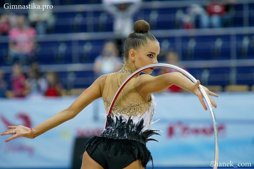 Нижегородки завоевали двенадцать наград наWorld Challenge Cup похудожественной гимнастике