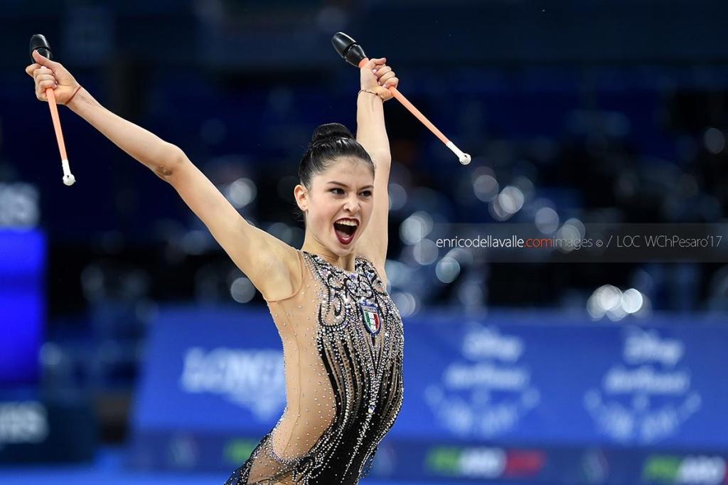 чемпионат мира по художественной гимнастике